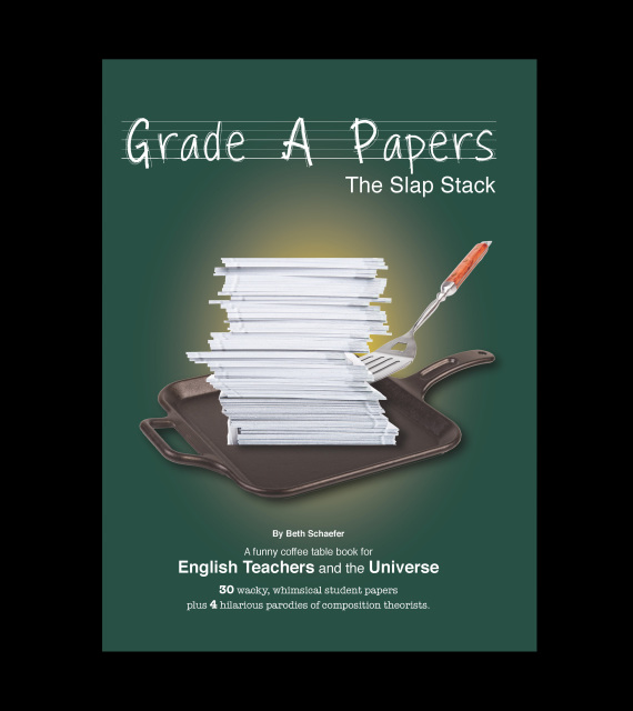 Grade A Papers A Funny Coffee Table Book For English Teachers And